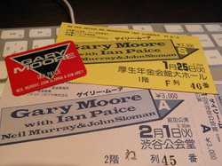 Garymoore1983tickets
