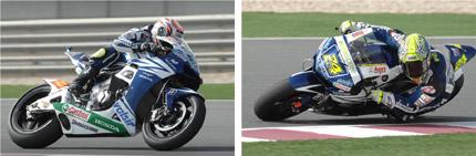 MotoGP 2007 - ホンダHPへ