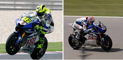 MotoGP 2007 - ヤマハ発動機HPへ